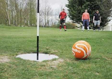 Stag Do Newcastle | Foot Golf
