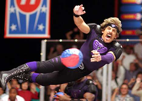 Dodgeball for Stag Dos in York | Hangover Weekends